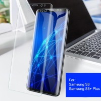 PET SCREEN GUARD Samsung S8 - S8 Plus 3D Full Cover anti gores hp EDGE