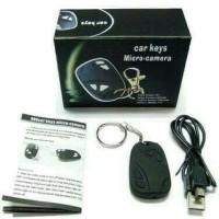 spy cam car key model