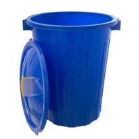 tempat air / tong air / tempat sampah / tong sampah besar 120 liter