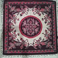 Taplak Meja Batik Tulis Kotak 1,5 m