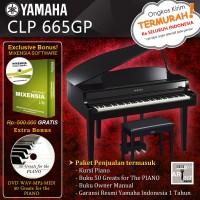 Yamaha Clavinova CLP 665GP / CLP 665 GP / CLP665 GP - Grand Piano
