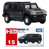Tomica Series no 15 Hummer H2