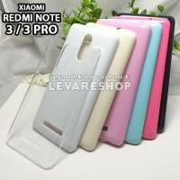Hardcase Casing XIAOMI REDMI NOTE 3 / 3 PRO - Hard Case Polos