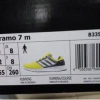 Best sepatu adidas running DURAMO 7 B33551 original bnib