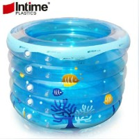 Inflatable Intime Baby Spa Swimming Pool (Round) / Kolam Renang Anak