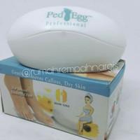 Ped Egg USA/Pembersih/Alat Penghalus Tumit/