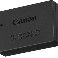 CANON LP-E12 BATTERY BATERAI KAMERA M10 EOS M50 100D M2 REBEL