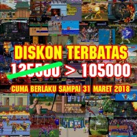 MURAH Toshiba Game Retro Dingdong SEGA Nintendo SNES Flash Disk 16GB