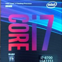Intel Core I7 8700 32Ghz Up To 46Ghz Cache 12MB Box BNIB Coffeelake