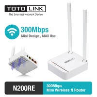 Router Wireless N Mini 300Mbps - TOTOLINK N200RE