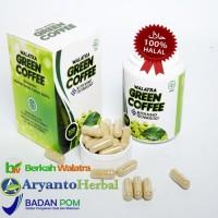 Pelangsing Alami - Walatra Green Coffee Kapsul