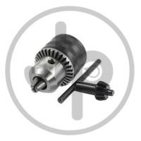 Jadpes 1//4 0.3~3.6mm Quick Change Keyless Drill Bit Chuck Hex Shank Adapter Converter 0.3-3.6mm Conversion Three Jaw Power Tool Hex Shank