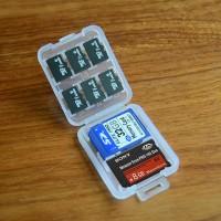 Tempat Memory Card Case 8 In 1