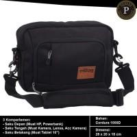 Tas Kamera DSLR SLR Eibag 1758BL For Canon | Nikon | Fujifilm | Sony