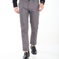 Long Chino Basic Grey