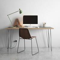 Meja Kerja Meja Laptop Meja Komputer100x50 Meja Belajar Office Table