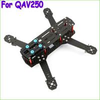 Carbon Fiber Frame Qav 250 ZMR 250 Fpv Racing Drone CC3D Naze32 F3