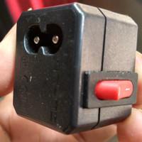 tombol switch on/off ps3 slim, super slim dan ps4