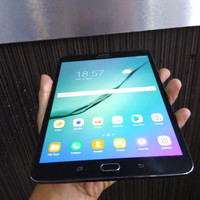 Samsung tab s2 t719y snapdragon resmi Indonesia unit plus charger aja