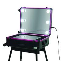 LAMICA Professional Beauty Case Makeup Case - LARGE Tas Koper Makeup