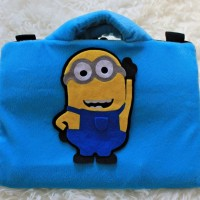 softcase/tas laptop,netbook,notebook lucu Minions