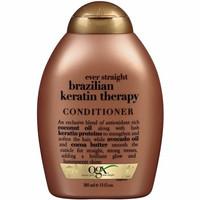 Organix Ever Straightening Brazilian Keratin Therapy Conditioner 385ml