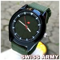 BEST SELLER PUSAT GROSIR JAM TANGAN PRIA / JAM TANGAN SWISS ARMY