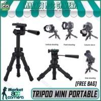 Tripod Portable Mini Table 360 Rotation for CANON/NIKON/SONY/FUJIFILM