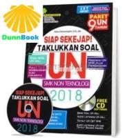 Buku Seru - Siap Sekejap Taklukkan Soal UN SMK Non Tekn | ORI