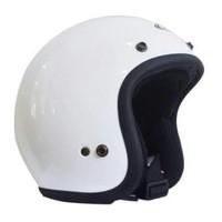 Helm Zeus Z385 Retro ( Pearl White )