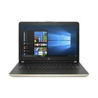 HP Laptop 14-bw501AU AMD A4-9120 4GB 500GB 14 Inch Windows 10 - Golden