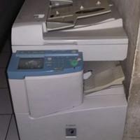 mesin fotokopi  digital ir3300  kondisi siap pakai