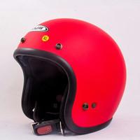 Helm Zeus Z385 Retro Matt Dred