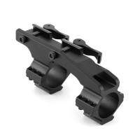 picatinny telesope 30mm mounting scope quick realease padox
