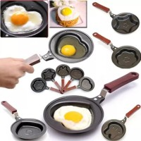 Diva-Davi Teflon omelette mini karakter/Frying pan mini- Random colour