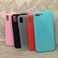Casing Silikon TPU case for Iphone 7, 7S, 8, 8S, Iphone X