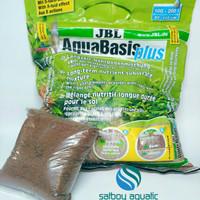 pupuk dasar aquascape - jbl aquabasis plus (repack 1kg)
