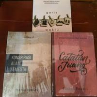 Paket 3 Buku Karya Fiersa Besari
