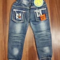 Best Celana Jeans Anak Import Unisex Fashion Bordir Since K 8029 Javi