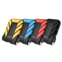 ADATA HD710 Pro 2TB - Hardisk Eksternal USB 3.1 Waterproof Shockproof