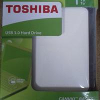 HDD Ext / HD External / Hardisk External Toshiba canvio basic 1tb