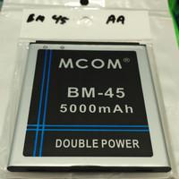 baterai xiaomi redmi note 2 note2 bm 45 bm45 mcom double power battery