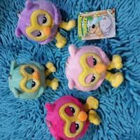Boneka Gantungan Kunci Burung Hantu Owl Tokopedia