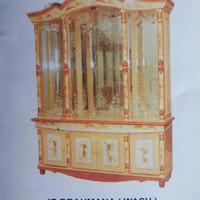 Bupet pajangan Brahmana 4pt wash
