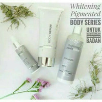 whitening pigmented body series ms glow
