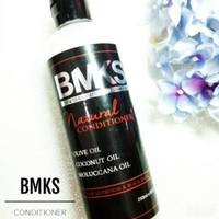 BMKS Minyak Kemiri Natural Conditioner - Hair Nutrition Original BPOM