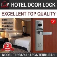 Mesin dan alat Pintu Kunci Door lock Grade A, untuk Hotel, Rumah