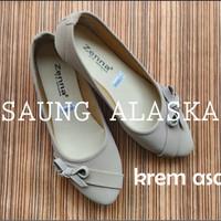 Sepatu Wanita Flat Shoes Pita Murah AB03