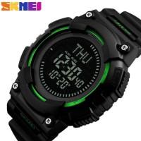 Jam Tangan Digital Pria SKMEI Dengan Kompas - 1259 - Red