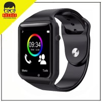 Smartwatch A1 / Smart watch U10 Support Sim Card & Memory Card - Murah